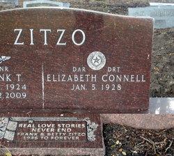 Elizabeth Irene Betty <i>Connell</i> Zitzo