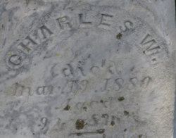 Charles Wesley Colbert