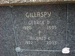 Mildred Etta Millie <i>Harrison</i> Gillaspy