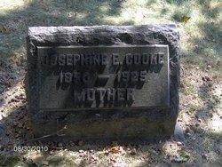 Josephine <i>Evans</i> Cooke