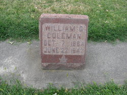 William Gaylord Coleman