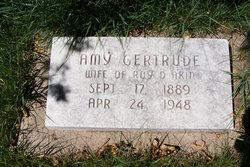 Amy Gertrude Akin