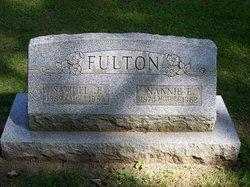 Nancy Elizabeth Nannie <i>Hatch</i> Fulton