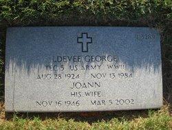 JoAnn <i>Lee</i> George