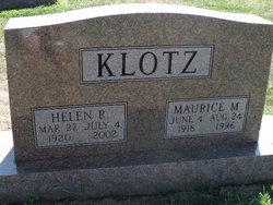 Maurice M Klotz