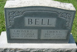 Grover Cleveland Bell