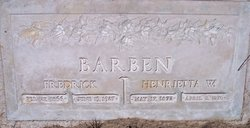 Frederick Barben