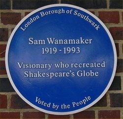 Sam Wanamaker