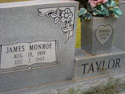James Monroe Taylor