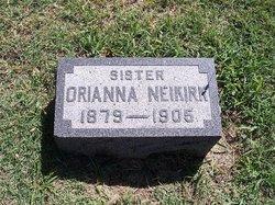 Orianna <i>Carpenter</i> Neikirk