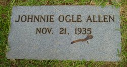 Johnnie Ogle Allen