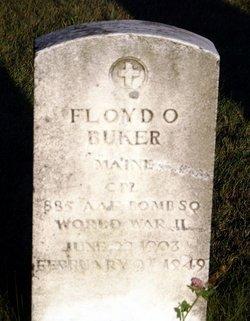 Floyd O Buker