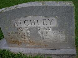 Reva Maude <i>Evans</i> Atchley
