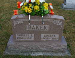 Shirley F <i>Botkin</i> Baker
