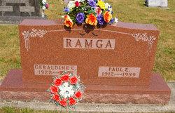 Paul E Ramga