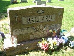 M L Joan <i>Hill</i> Ballard
