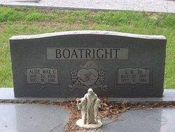 Altie Mae Boatright