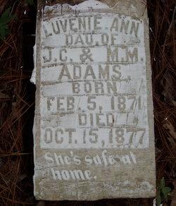 Luvenie Ann Adams