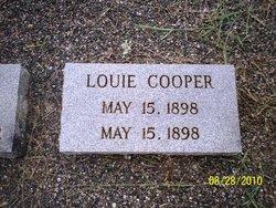 Louis Louie Cooper