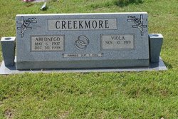 Abednego Creekmore