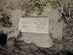 Minnie Akeson