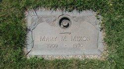 Mary M. <i>McDaniel</i> Mixon