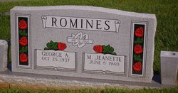 M. Jeanette Romines