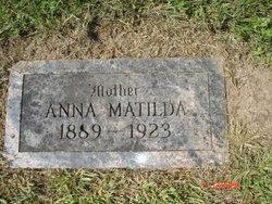 Anna Matilda <i>Sjoblon</i> Ohlin