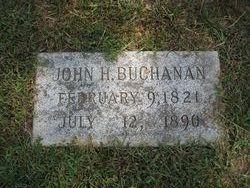 John Hamilton Hamilton Buchanan