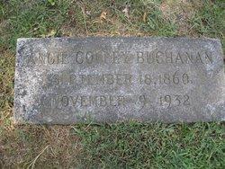 Mary Angie <i>Coffey</i> Buchanan