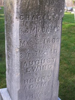 August Ewing Adams