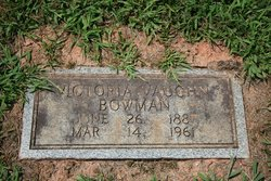 Victoria <i>Vaughn</i> Bowman