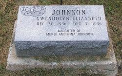 Gwendolyn Elizabeth Johnson