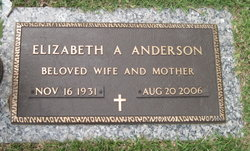 Elizabeth <i>Archer</i> Anderson