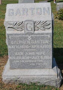 Stephen Walter Garton