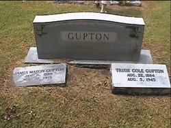 Trixie <i>Cole</i> Gupton