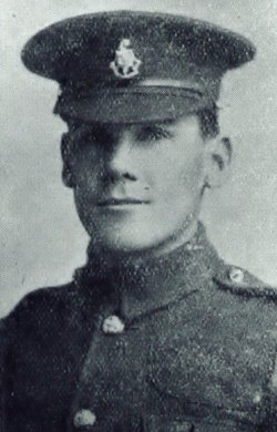 Sgt Nelson Victor Carter