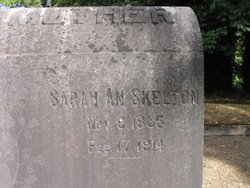 Sarah Ann <i>Smith</i> Skelton