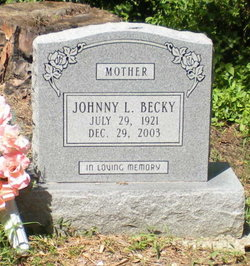 Johnny Lee <i>Dunlap</i> Becky