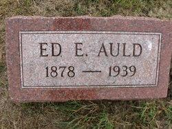 Edward Ernest Auld