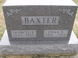 Edna S. Baxter