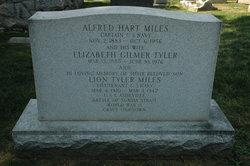 Elizabeth Gilmer <i>Tyler</i> Miles