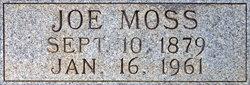 Joe Moss Spencer