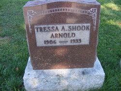 Tressa A <i>Shook</i> Arnold