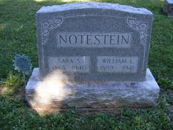 Rev William Lee Notestein