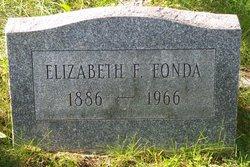Elizabeth F. Fonda