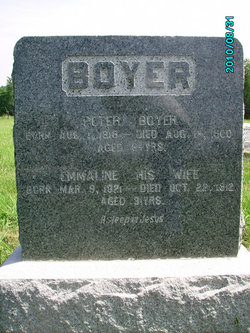 Emmaline <i>Pennington</i> Boyer