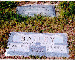 Dorothy <i>Hughlett</i> Bailey