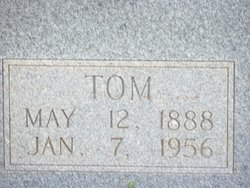 James Thomas Tom Diffey