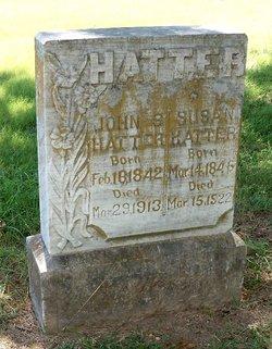 Pvt John S. Hatter